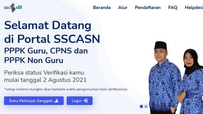 Hari Ini Hasil Seleksi Administrasi CPNS 2021 Diumumkan, Segera Login ke sscasn.bkn.go.id