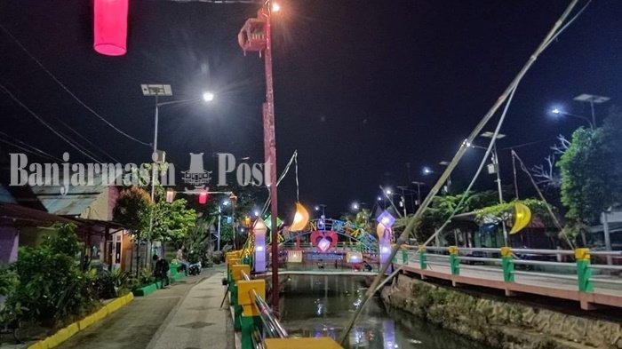 Wisata Kalsel, Festival Malam Salikur di Kota Banjarbaru