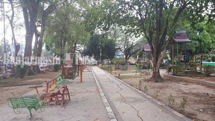 Pemkab Tabalong Pasang Lampu Hias di Kota Tanjung, Adopsi Gaya Korea Selatan