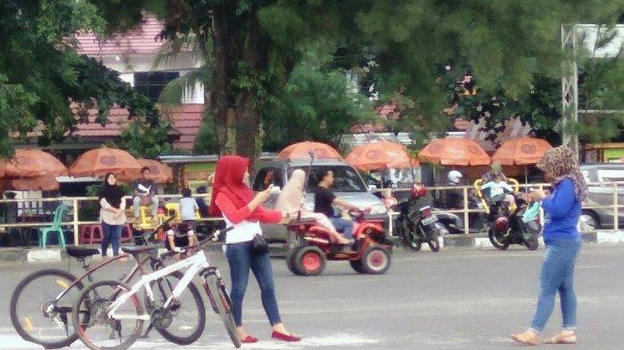 KalselPedia: Lapangan Murjani, Ruang Publik Masyarakat Banjarbaru