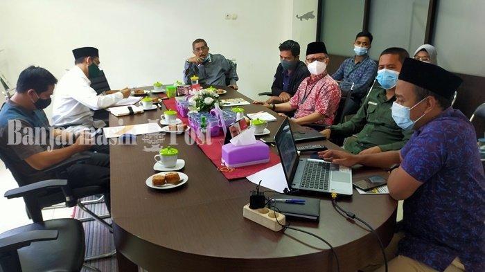 Baznas Kalsel Akan Utamakan Bantu Huntara dan Air Bersih Pasca Banjir