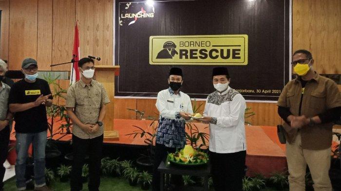 Borneo Rescue Kembangkan Penanganan Bencana di Air hingga Hewan