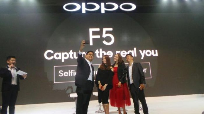 Wow! Ternyata Spesifikasi Khusus Oppo F5 Ini Kesukaan Seleb Cantik Chelsea Islan