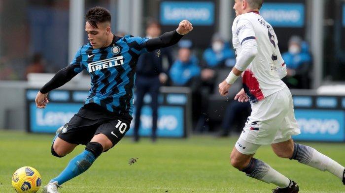 Crotone vs Inter Milan Live Streaming TV Online Bein 2 Malam Ini, Selangkah Menuju Scudetto Serie A