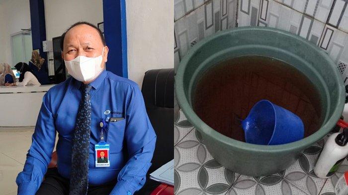 Layanan Air Bersih Dikeluhkan Pelanggan, Begini Jawaban Direktur PDAM Intan Banjar