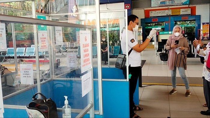 Murah Meriah Tarif Tes GeNose di Pelabuhan Trisakti Banjarmasin, Cukup Rp 30 ribu
