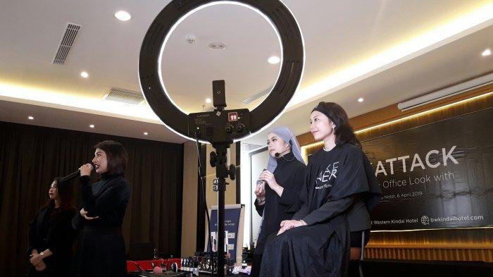 Ada Make Up Gratis Bagi yang Menginap di Hotel Kota Banjarmasin Ini