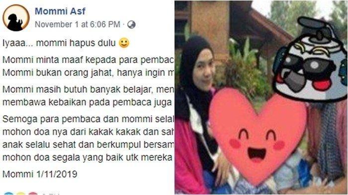 Foto Pernikahan Diduga Lola Diara Fidya & Ricky Zainal Bocor! Fakta Baru Layangan Putus Mommy ASF
