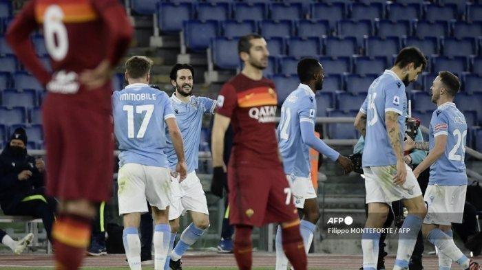 Jadwal Liga Italia Malam Ini Live Bein Sports 2, AS Roma vs Atalanta dan Napoli vs Lazio
