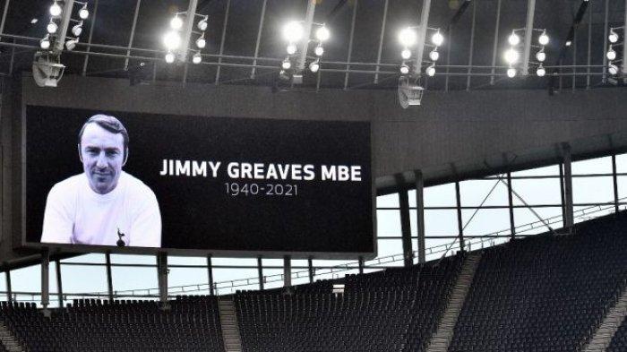 Chelsea & Tottenham Beri Penghormatan Kepada Pemain Legenda Inggris, Jimmy Greaves Tutup Usia