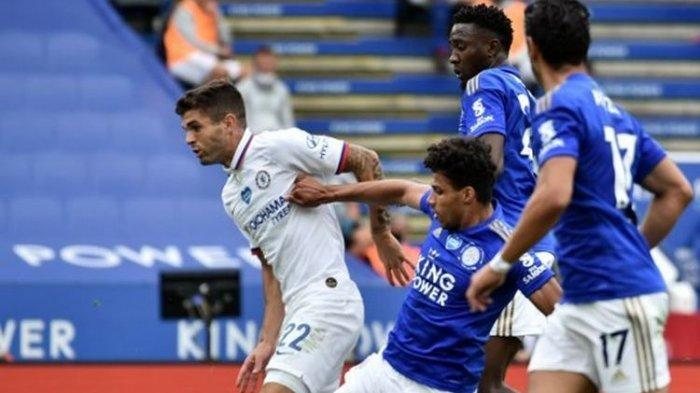 Link Nonton Streaming TV Online RCTI Chelsea vs Leicester Live Piala FA Gratis Mulai 23.15 WIB