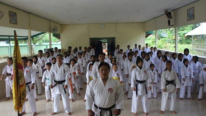 Ujian Sabuk Lemkari HST Diikuti 74 Peserta dari Berbagai Dojo, 6 Orang Menjadi yang Terbaik