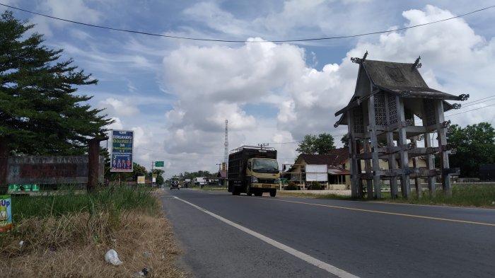 Dijadwalkan Hari ini, Masuk dengan Hasil Antigen Negatif di Perbatasan Kalselteng Batola, Lengang