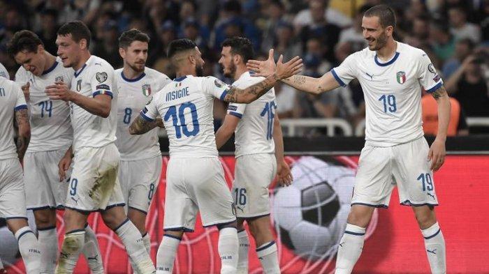 Wanti-wanti Eks Pelatih AC Milan pada Tim Italia saat Kontra Turki di Euro 2020 : 'Bisa Bikin Repot'