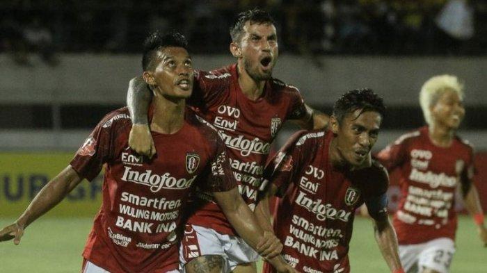 SKOR 1-0! Hasil Ceres Negros vs Bali United di Piala AFC 2020 Live MNCTV di Babak Pertama