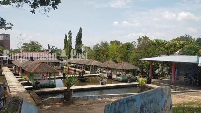 Kuliner Kalsel, Bisa Pilih Tempat Bersantap di Lesehatan Bincau Kabupaten Banjar