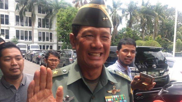 Sosok Letjen Doni Monardo yang Pelantikannya Sebagai Kepala BNPB Ditunda Presiden Jokowi