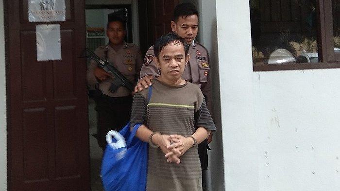 BREAKING NEWS : Lihan Meninggal di Lapas Banjarbaru,  Alami Pembengkakan Jantung dan Asma
