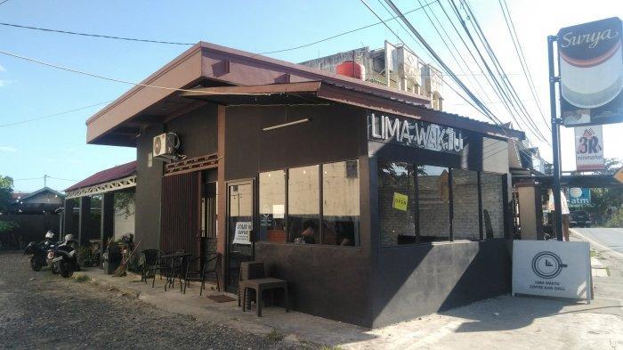Kuliner Banjarmasin - Santai Sore di Lima Waktu Coffee, Nikmati Kopi dengan Suasana Nyaman