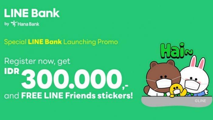 Line Bank Resmi Diluncurkan, Dapat Izin OJK dan BI Ramaikan Bank Digital di Indonesia