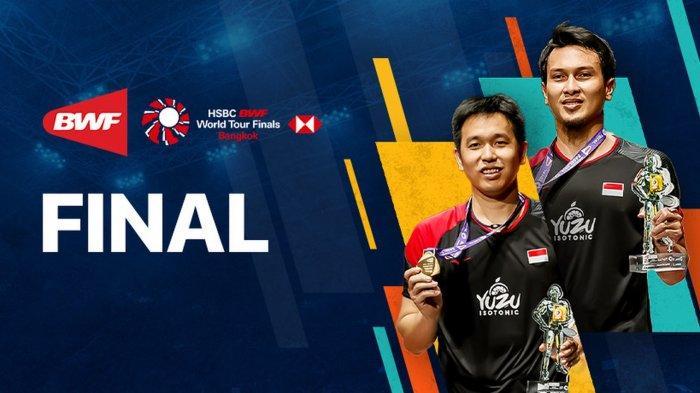 BERLANGSUNG! Link Live Video Streaming Badminton TVRI Final BWF World Tour Finals di TV Online Usee