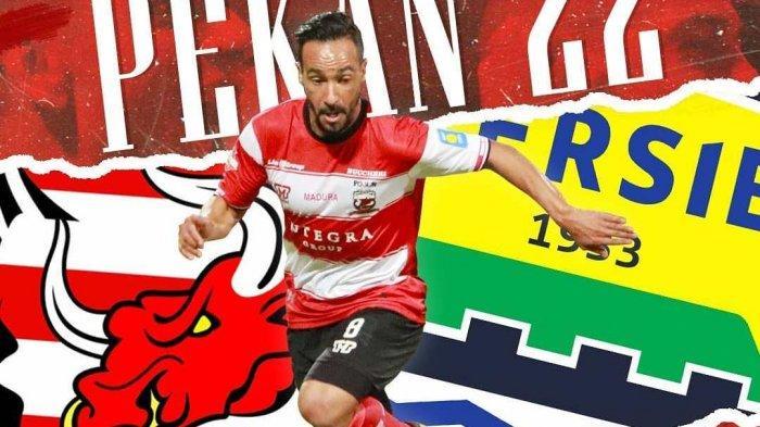 Madura United vs Persib Bandung : Prediksi, Jadwal Siaran Langsung Indosiar Liga 1 2019 Pekan 22