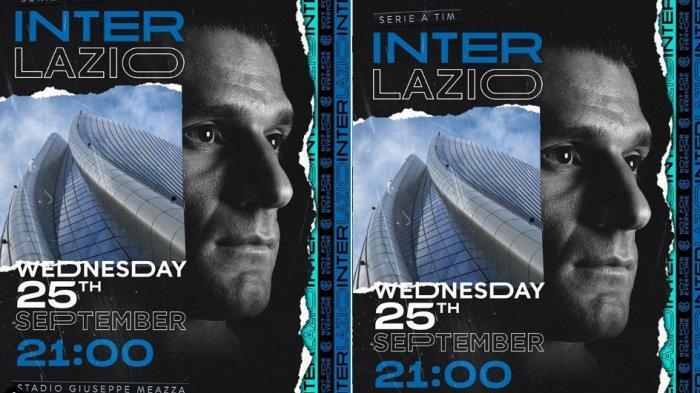 Link Live Streaming Inter Milan vs Lazio di Bein Sports 2 Liga Italia Pekan 5, Ini Cara Nontonnya