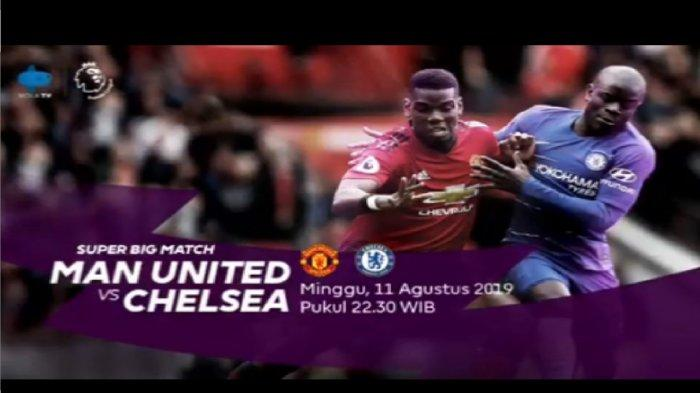 Link Live Streaming Mola TV Manchester United vs Chelsea di Liga Inggris Malam ini, Cek Cara Nonton