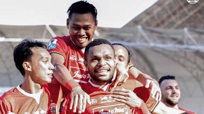 Persija ke Final! Hasil Akhir Borneo FC vs Persija di Semifinal Piala Indonesia 1-1, Agregat 2-3