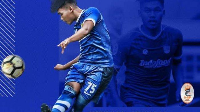 Persib U19 Juara! Hasil Akhir Persib vs Persija di Final Liga 1 U-19 2018, Skor Akhir 1-0, Beckham!