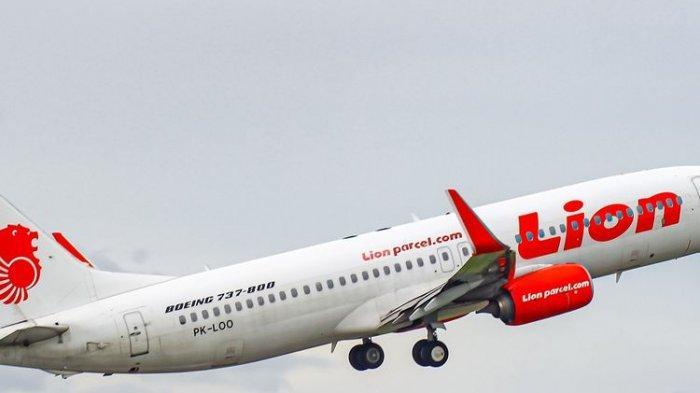 Ilustrasi pesawat dari maskapai penerbangan Batik Air landing di Bandara Soekarno-Hatta, (1/3/2020).