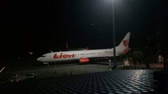 KNKT Ungkap Fakta, Sebelum Jatuh Lion Air PK-LQP Alami 6 Masalah Dalam 3 Hari