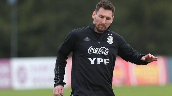 Preview & Live Streaming Indosiar Argentina vs Uruguay Copa America 2021, Duel Messi vs Suarez