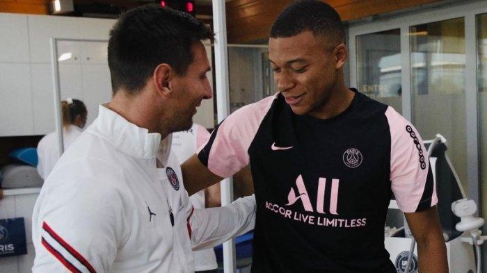 Sikap Lionel Messi Soal Rumor Transfer Mbappe dari PSG ke Real Madrid di Liga Spanyol