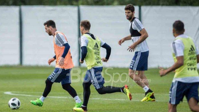 Prediksi dan Live Streaming Bolivia vs Argentina di MolaTV Kualifikasi Piala Dunia, Ada Lionel Messi