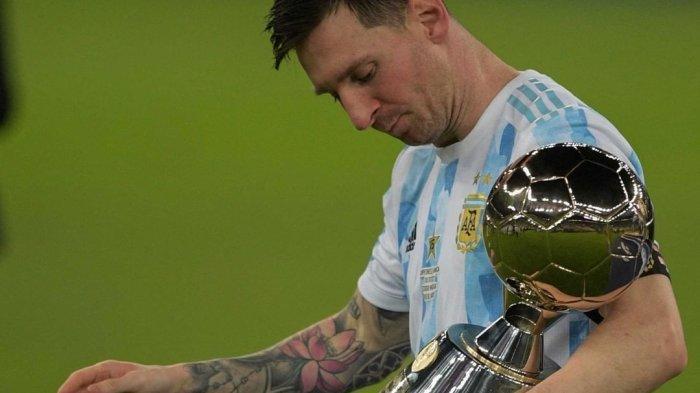 Foto Ronaldo yang Bisa Dilampaui Messi dalam Jumlah Like di Instagram, Termuat Legenda Argentina