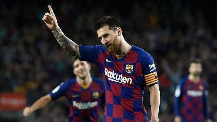 LIVE beIN Sport 1! Link Live Streaming Barcelona vs Mallorca Liga Spanyol, Messi Kejar Real Madrid