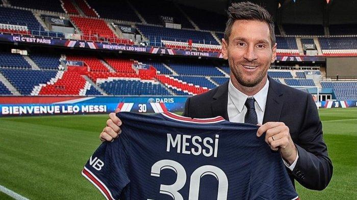 Lionel Messi Punya Hak Suara memilih Pemain Ballon d Or 2021, Ini Empat Pemain Jagoannya