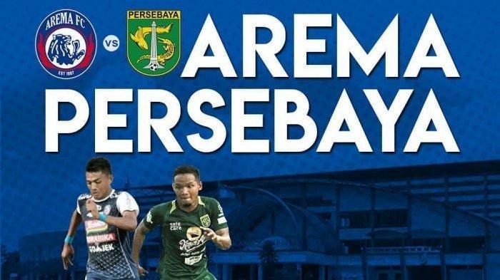 SKOR 1-0! Link Live Streaming Arema FC vs Persebaya Liga 1 2019 di Vidio.com, Live Indosiar