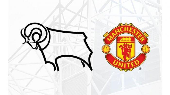 Link Nonton Streaming MU TV Live Derby County vs Man United Pra-musim EPL Hari Ini Jam 19.00 WIB