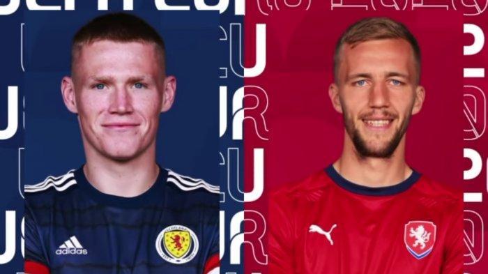 Berlangsung! Link Nonton Streaming TV Online Euro 2021 Live Skotlandia vs Ceko, Tak Live MNC & RCTI