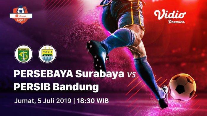 Hasil Persebaya vs Persib di Liga 1 2019, Skor 2-0 di Babak Pertama, Skema Gol Amido Balde