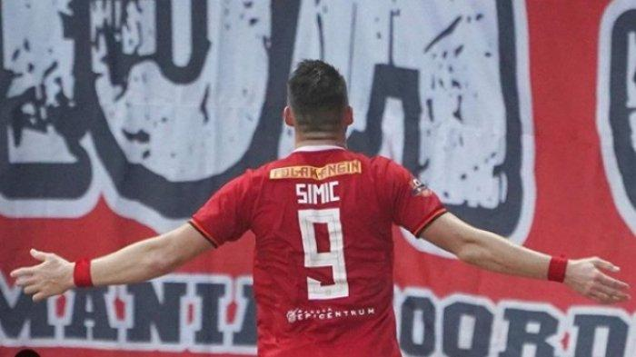 LINK Streaming TV Online Persija vs PSM Makassar Piala Menpora Live Indosiar, Marko Simic Main