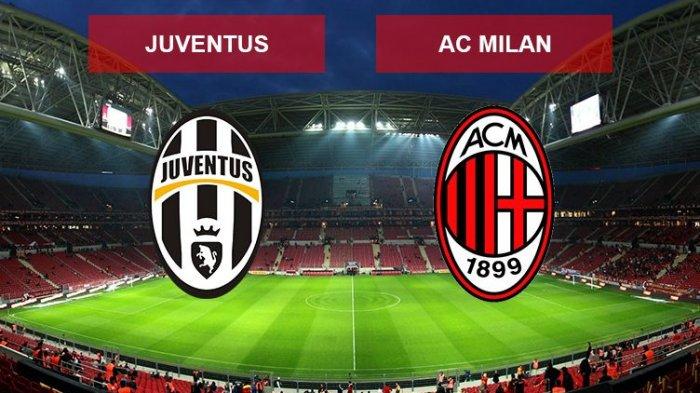Jadwal Liga Italia Live RCTI & Bein Sports 2, Juventus vs AC Milan & Bologna vs Inter Milan