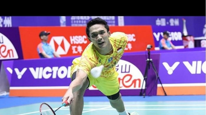 Jadwal Live Streaming French Open 2018, Jonatan Christie Andalkan Anthony Ginting Hadapi Chen Long