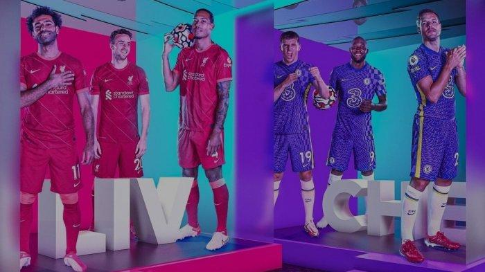 Jadwal Siaran Langsung SCTV Liga Inggris, Leicester vs Man United, Man City, Liverpool & Chelsea