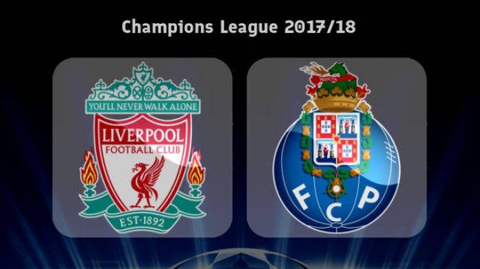 Jadwal Siaran Langsung Liverpool vs FC Porto Malam Ini, Leg 2 Babak 16 Besar Liga Champions