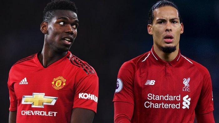 Jadwal Liga Inggris Pekan Ini Live Net TV & MolaTV, Man United vs Liverpool, Man City & Chelsea Main