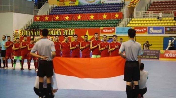LINK Live Streaming MNCTV Timnas Futsal Indonesia vs Myanmar Semifinal Piala AFF, Cek Metube.id