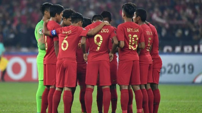 Memori Buruk Jelang Timnas U-16 Indonesia vs Australia Perempatfinal Piala AFC U-16 2018 Live MNC TV